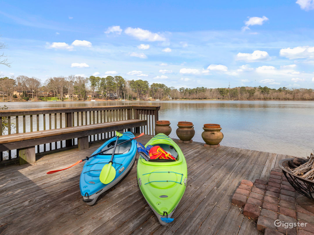 Stone Mountain Lakeside Retreat Photo 1