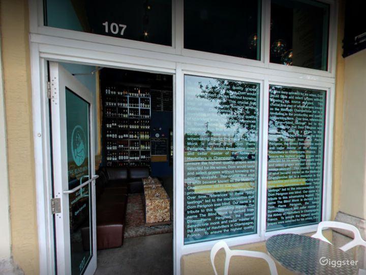 Elegant Wine Garden Patio in West Palm Beach Photo 4