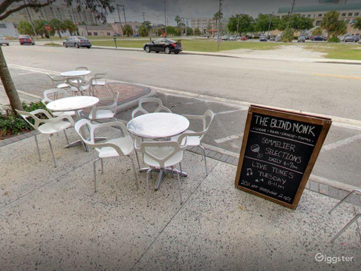Elegant Wine Garden Patio in West Palm Beach Photo 3