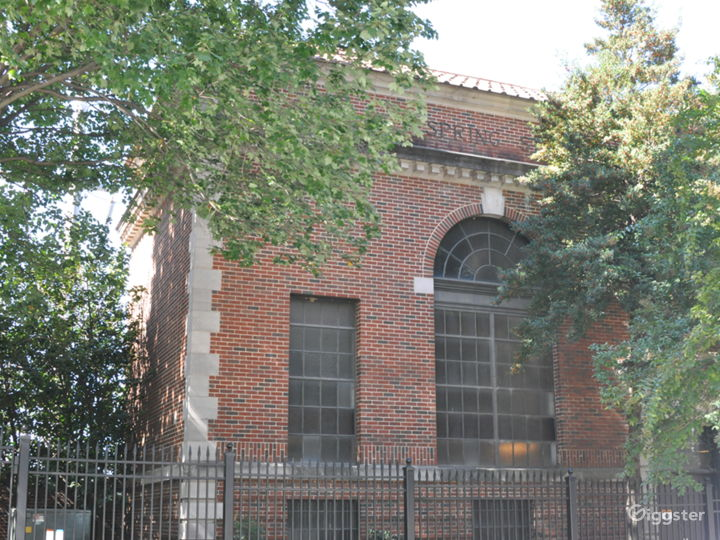 Red-Brick Substation Photo 4