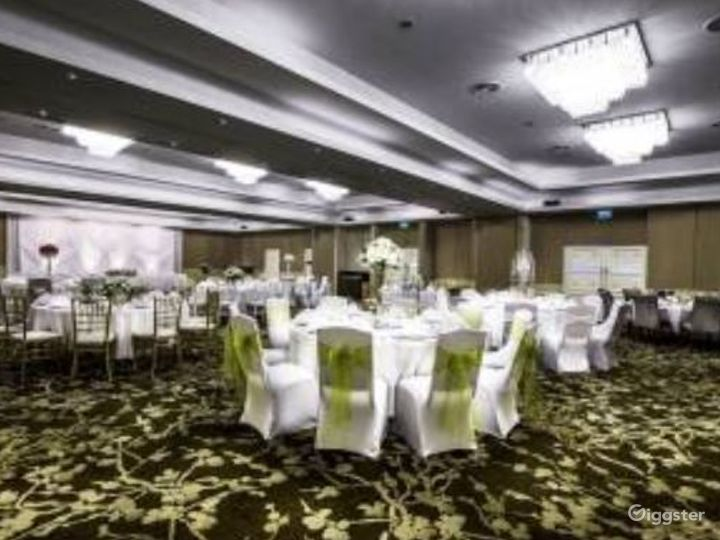 Adjoining Conference Room and Banquet Ballroom  Photo 3
