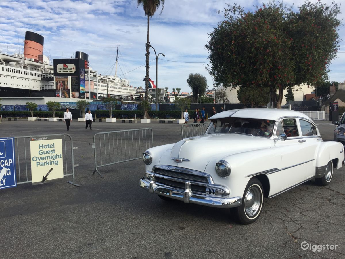 Rent 1951 Chevrolet Deluxe Car Transportation For Film Photoshoot 2 Door The Cartransportation In Bellflower