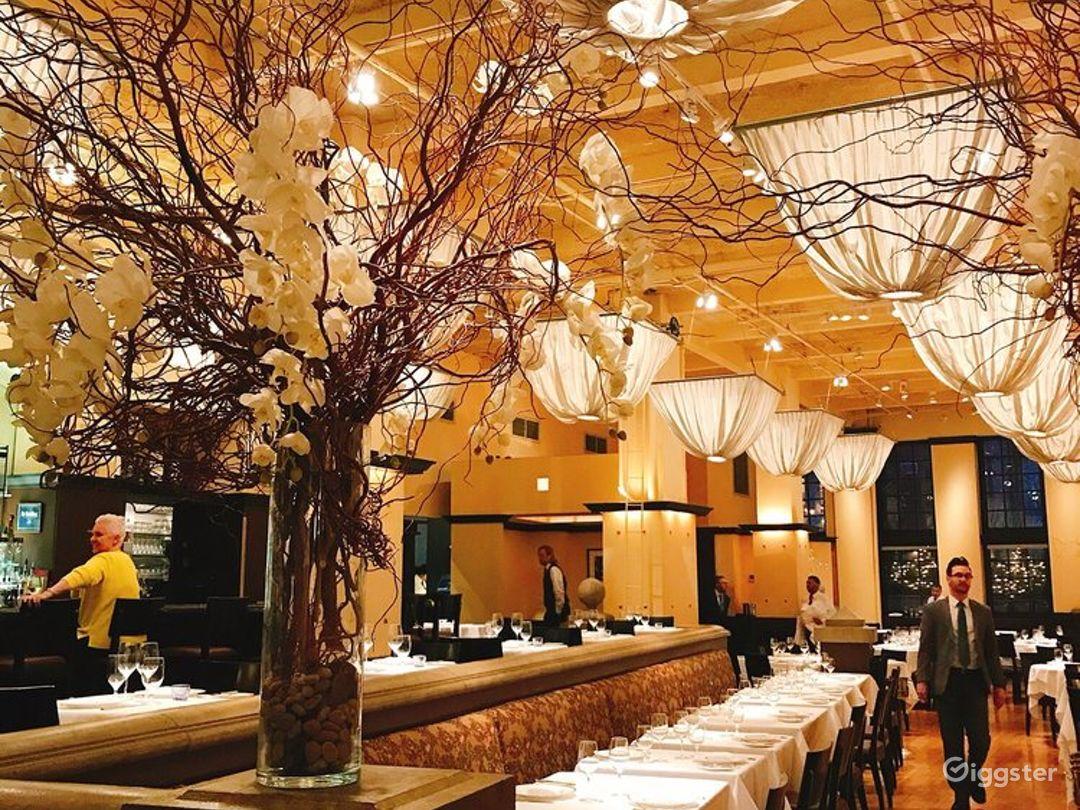 Modern American Restaurant in New York Photo 1