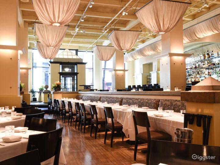 Modern American Restaurant in New York Photo 4