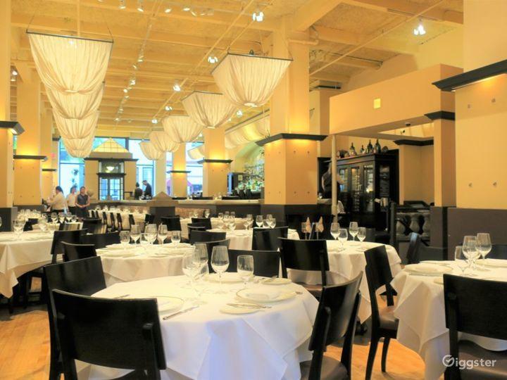 Modern American Restaurant in New York Photo 3