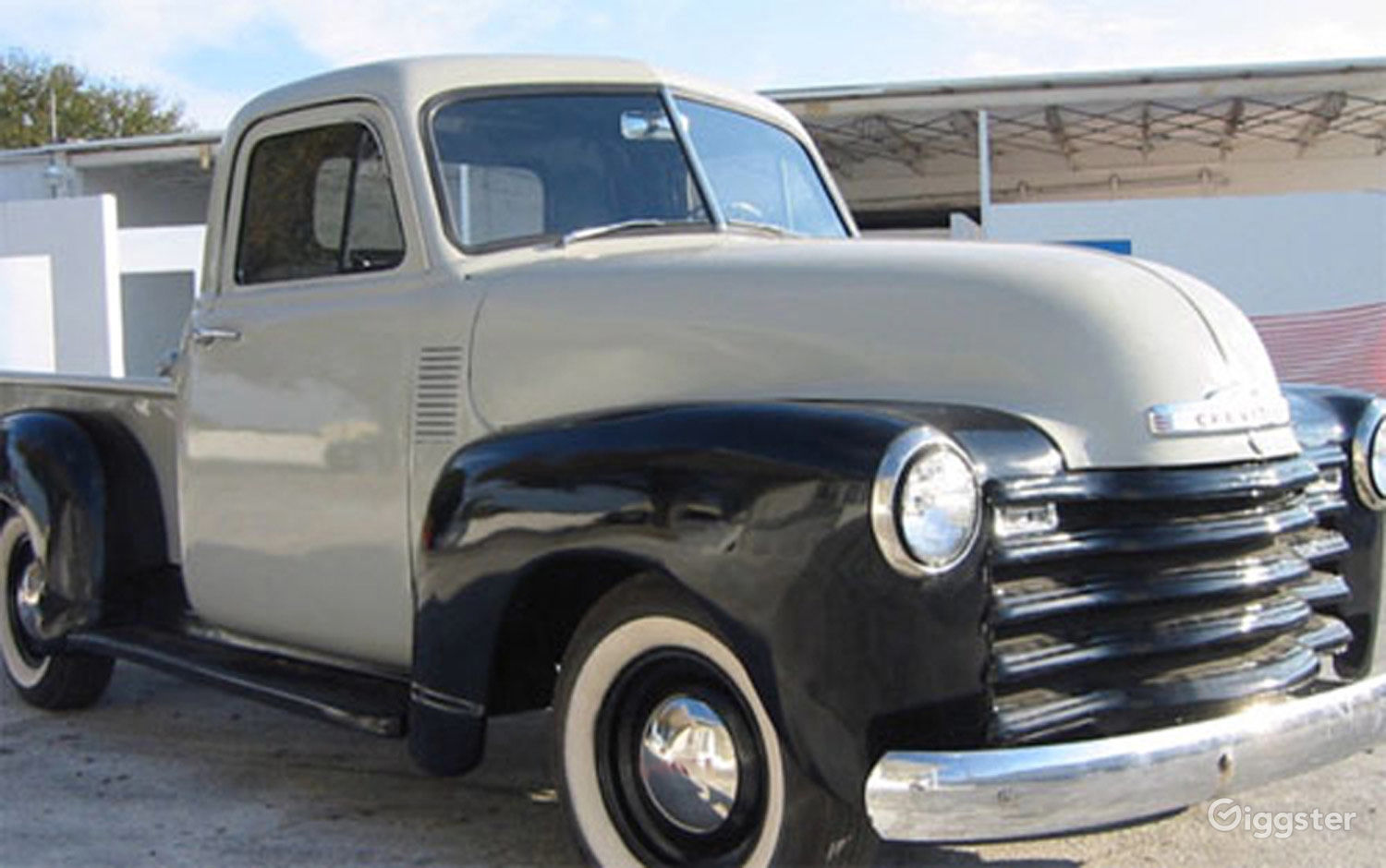 Unique and Classic 1953 Chevy Pick Up Truck Photo 1