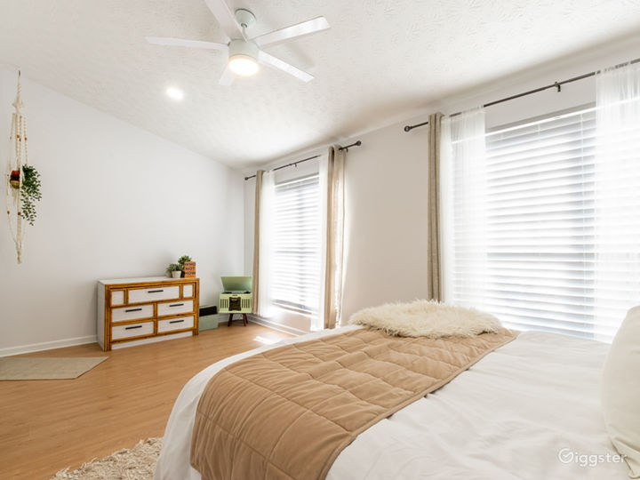 Airy Modern Contemporary Townhome Photo 4