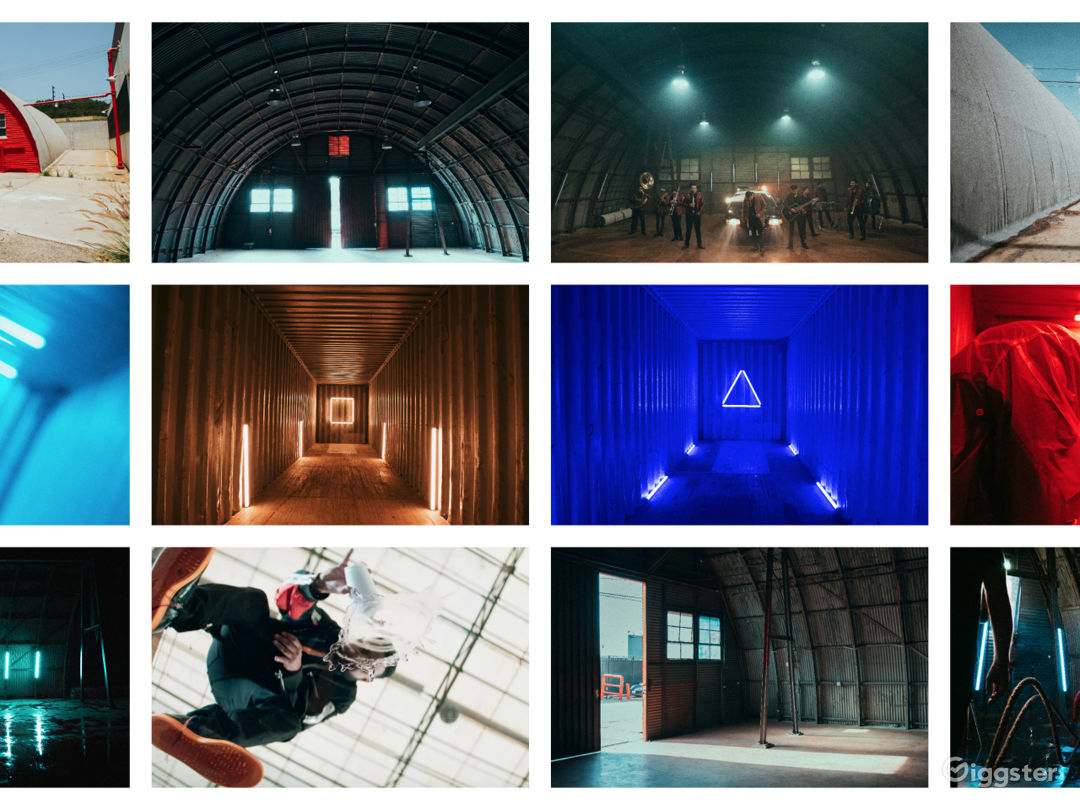 Industrial Hangar & Warehouse | The Barracks Photo 1