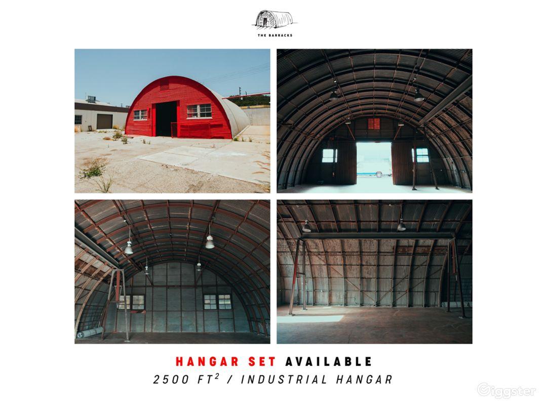 Industrial Hangar & Warehouse | The Barracks Photo 2