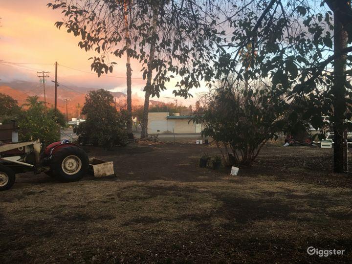 Ojai Farms Firehouse, Gardens, and Homes  Photo 4