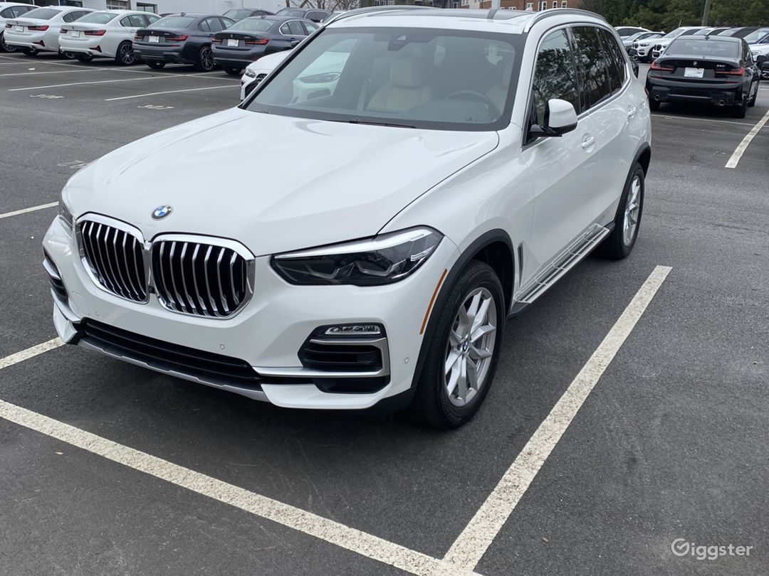 2020 BMW X5 For rent.  Photo 1