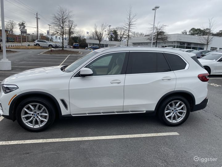 2020 BMW X5 For rent.  Photo 5
