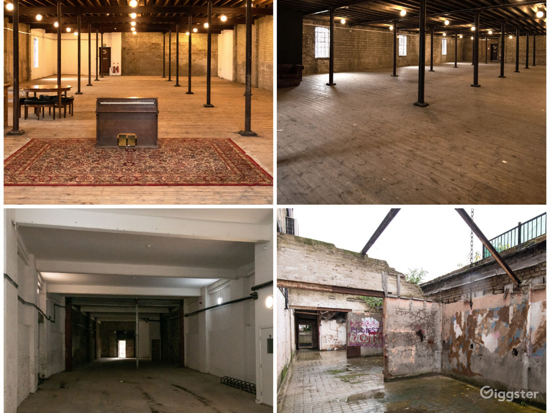10,500 sq. ft. Buy-out Film Location in London Photo 1