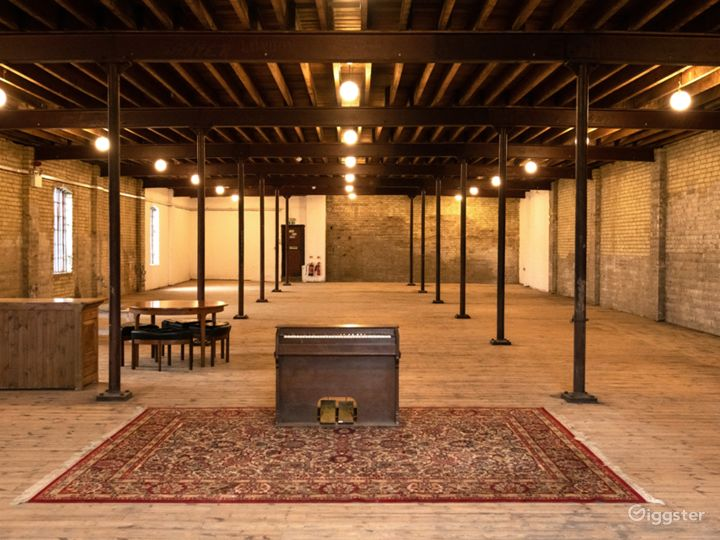 10,500 sq. ft. Buy-out Film Location in London Photo 2