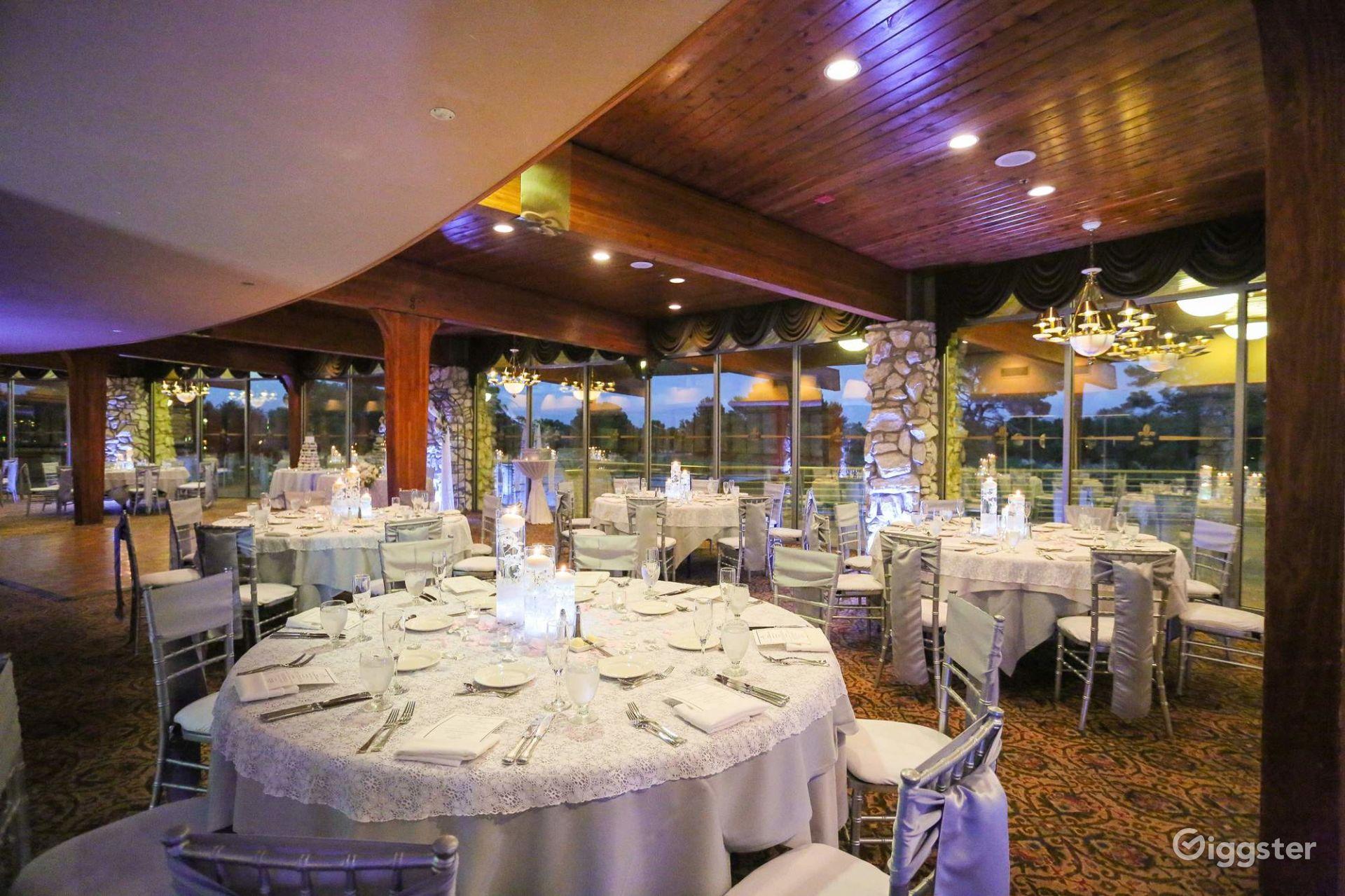 Indoor Pavilion  Photo 1