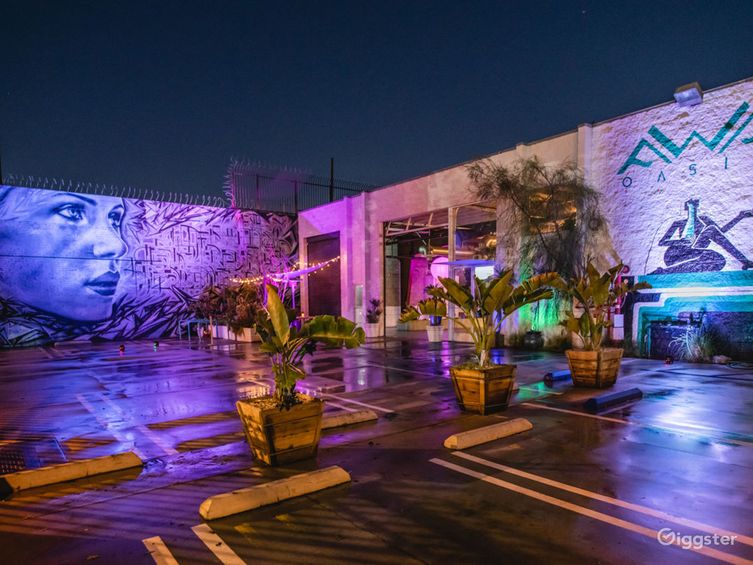 Event Space in Arts District DTLA  Photo 2