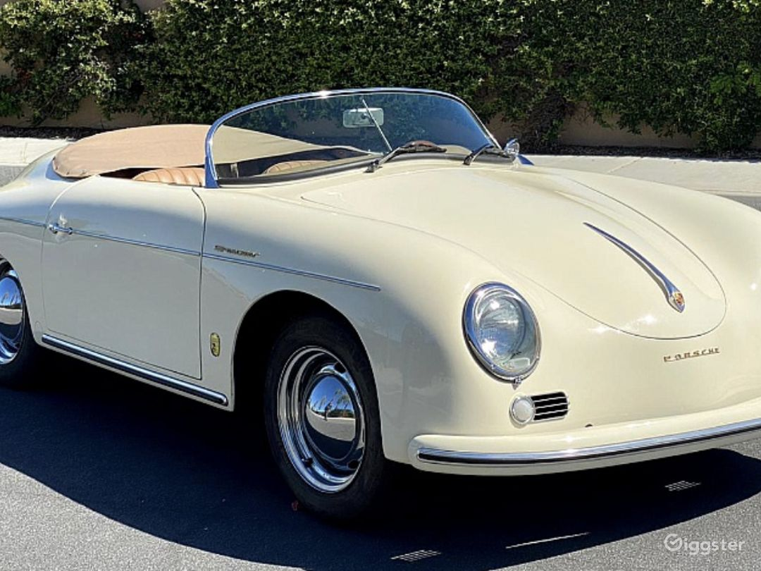 1956 Porsche 356 Speedster Reproduction Photo 1