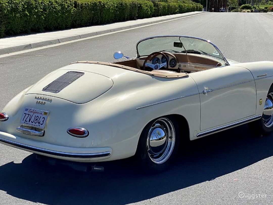 1956 Porsche 356 Speedster Reproduction Photo 2