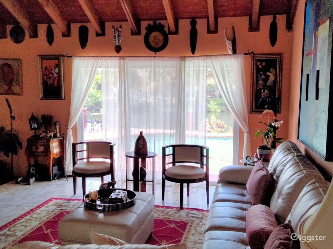 Spacious Event Lounge in Miramar Photo 1