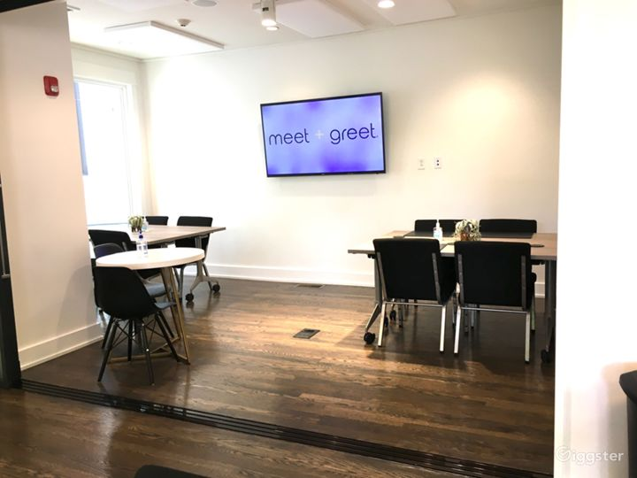 Green Room - Quiet Office in Nashville Photo 4