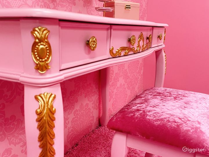 The Pink Room! Photo 3