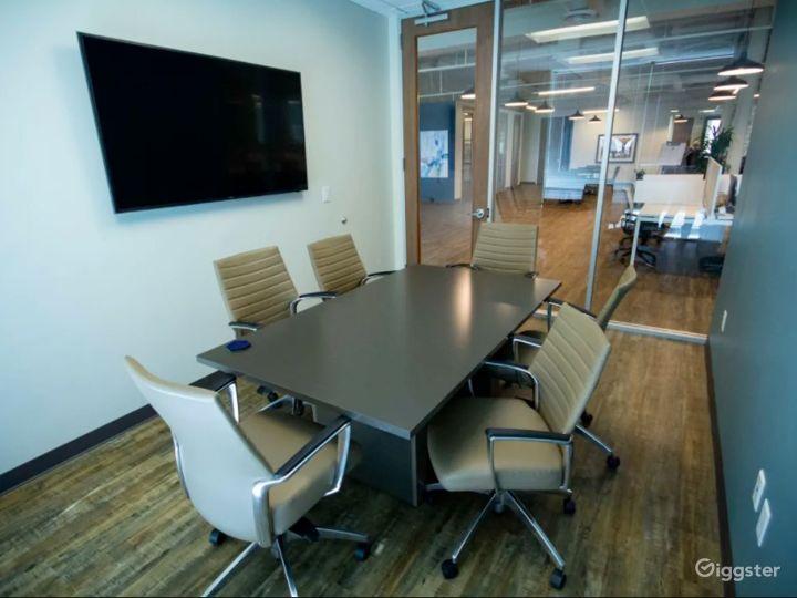 Professional Meeting Room in Northwest Houston Photo 5