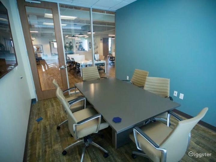 Professional Meeting Room in Northwest Houston Photo 2
