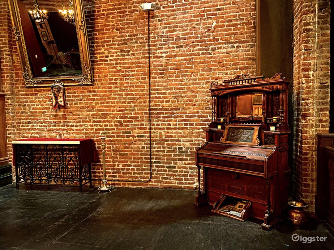 Westlake Dist. Spanish Revival Lounge/ Dance Hall Photo 5