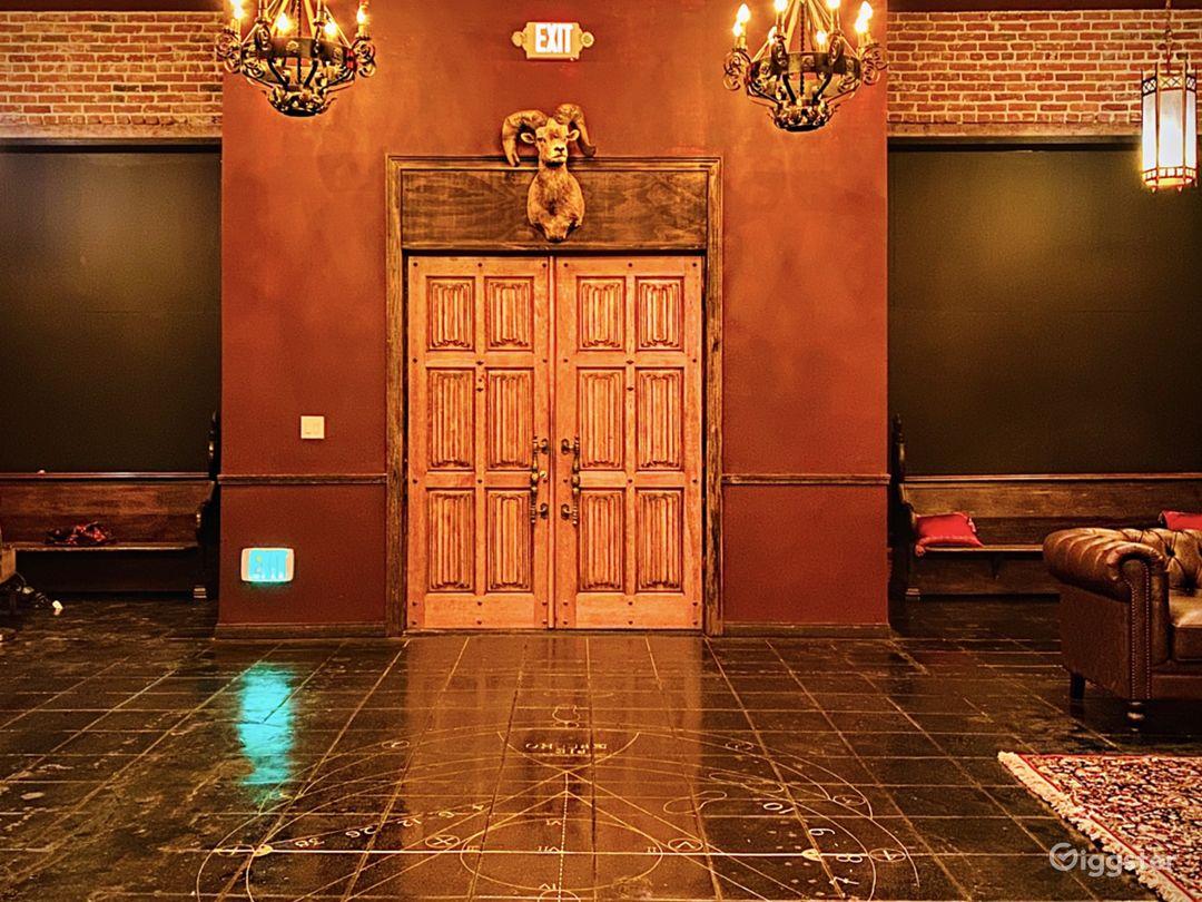 Westlake Dist. Spanish Revival Lounge/ Dance Hall Photo 2