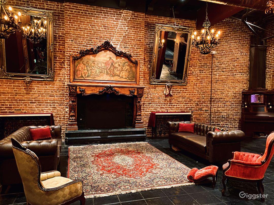 Westlake Dist. Spanish Revival Lounge/ Dance Hall Photo 1
