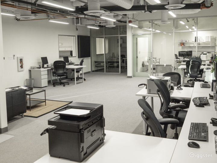 2nd Floor South Office