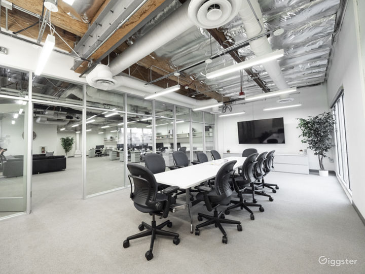 Beautiful New Culver City Office Spaces