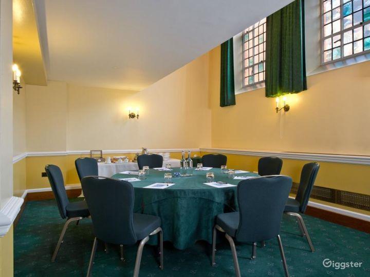 Bishops' Robing Room in London