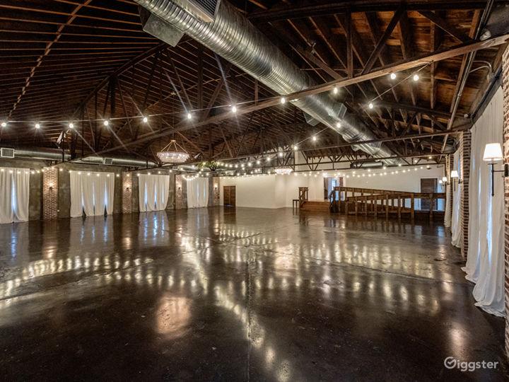 Industrial Chic Events Venue in Marietta Photo 5