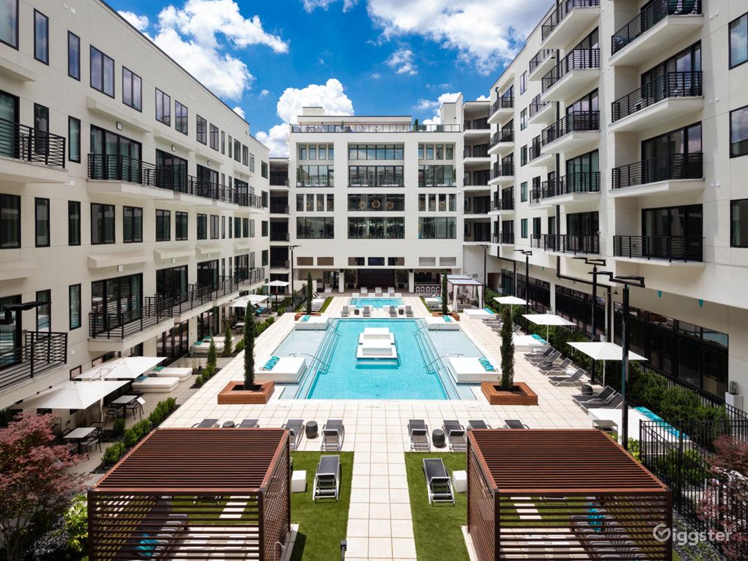 SLX Atlanta Luxury Apartment Complex Photo 1