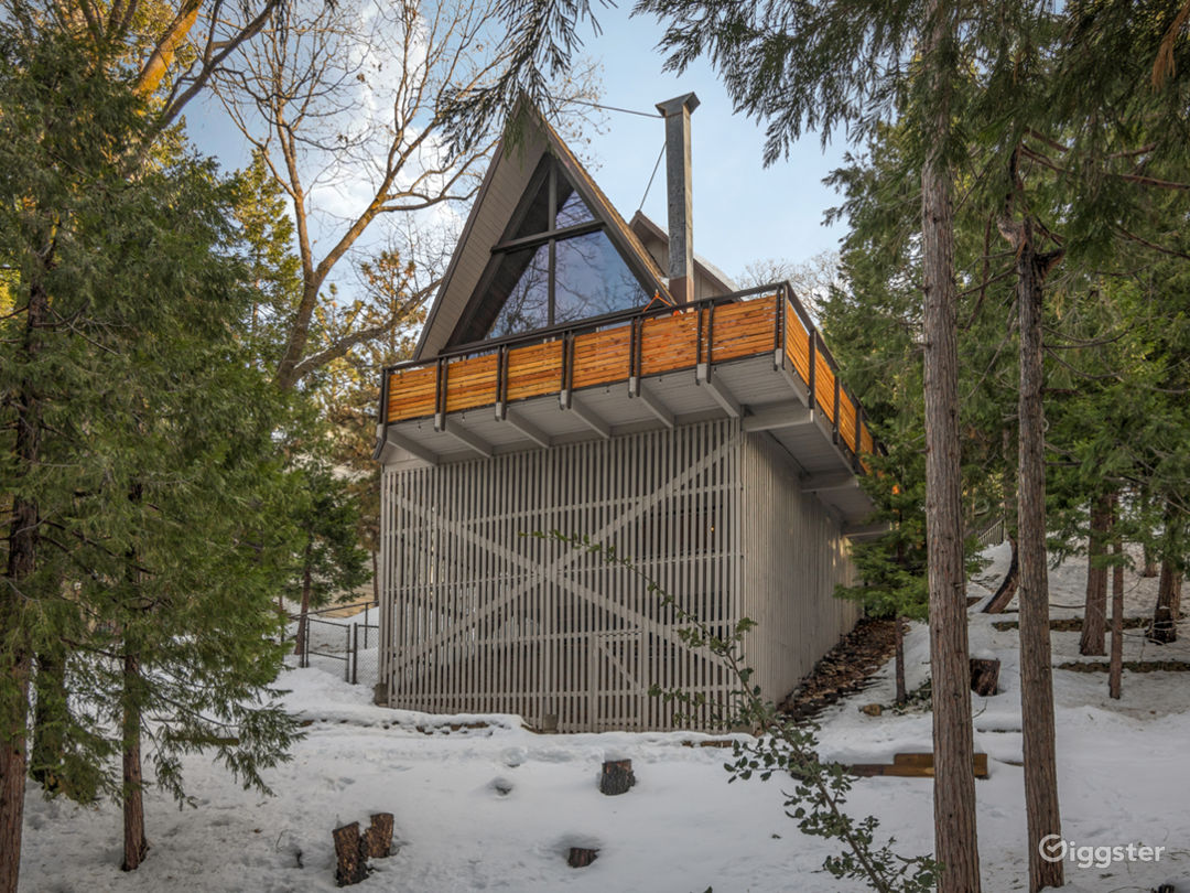 Groovy A-Frame | Lake Arrowhead  Photo 1