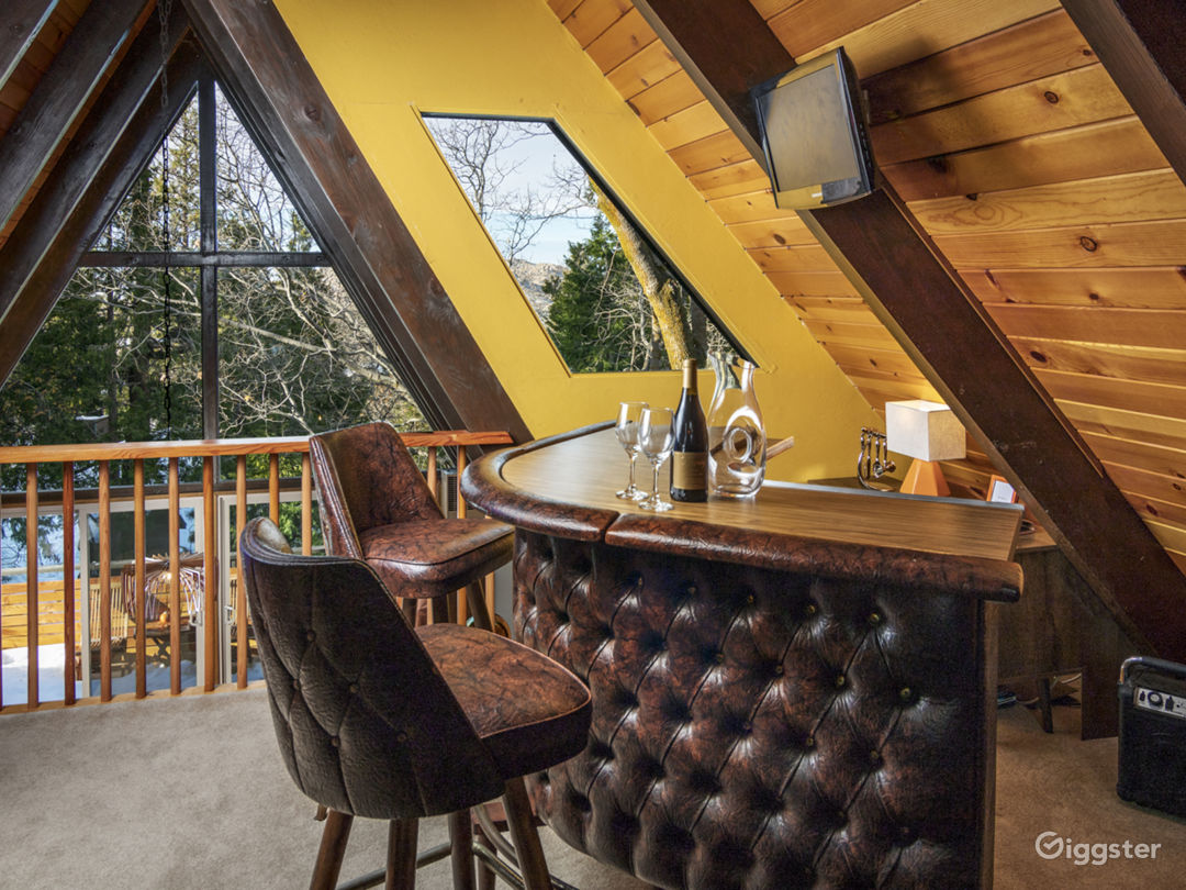 Groovy A-Frame | Lake Arrowhead  Photo 4