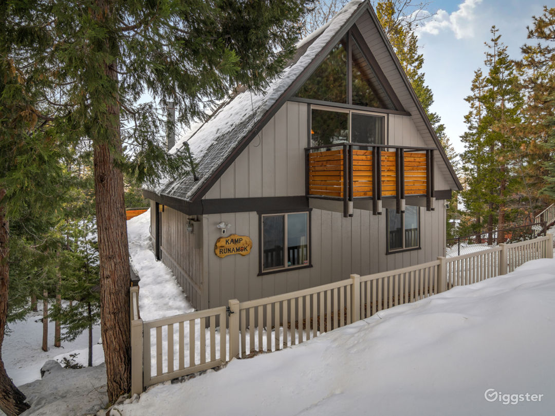 Groovy A-Frame | Lake Arrowhead  Photo 2