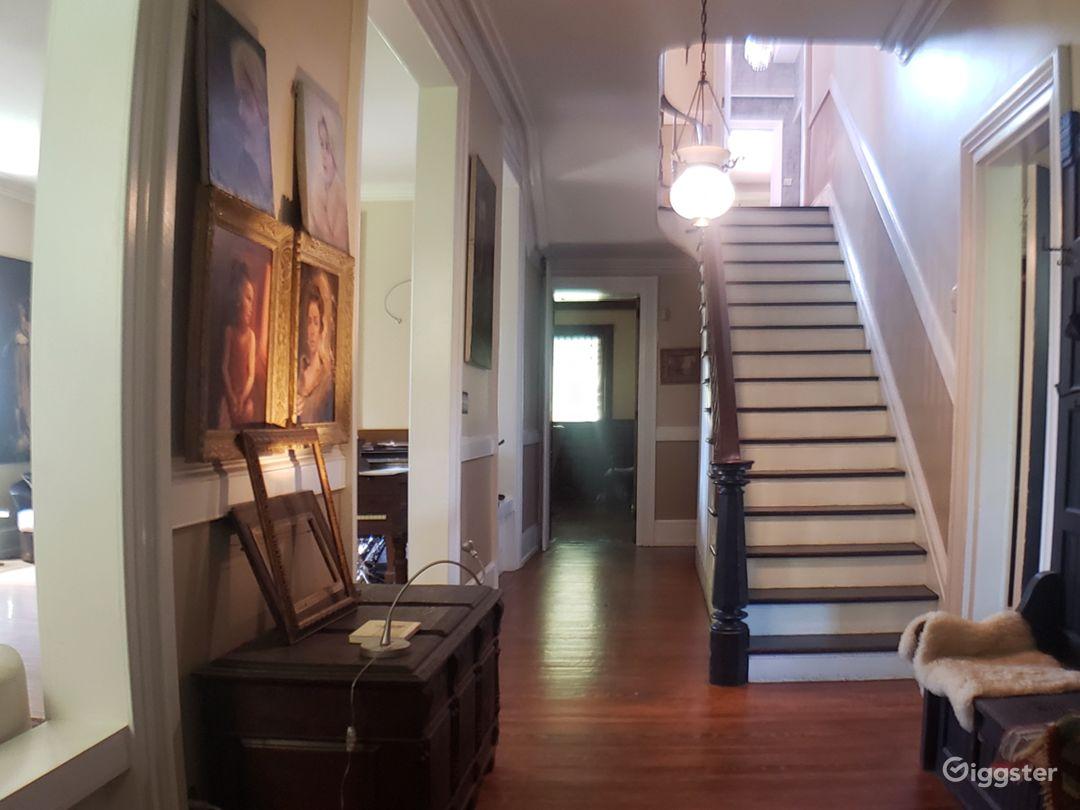 1st fl hallway