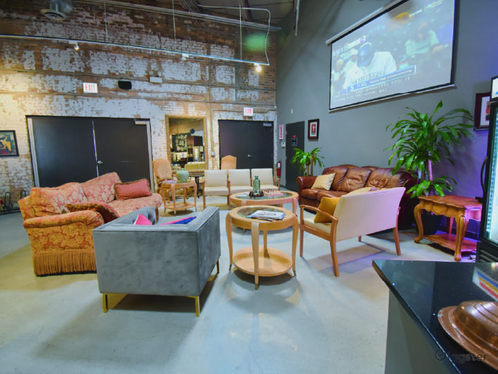 Former Art Gallery Event Lounge