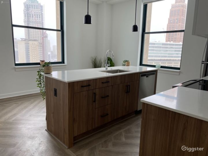 Modern Luxury Apartment in the Heart of Downtown D Photo 3