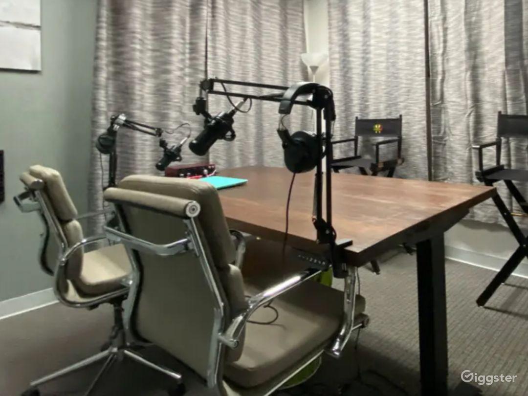 Studio Space 1 Perfect for Recording In Austin Photo 1