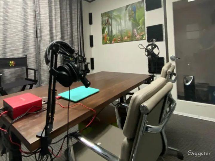 Studio Space 1 Perfect for Recording In Austin Photo 2