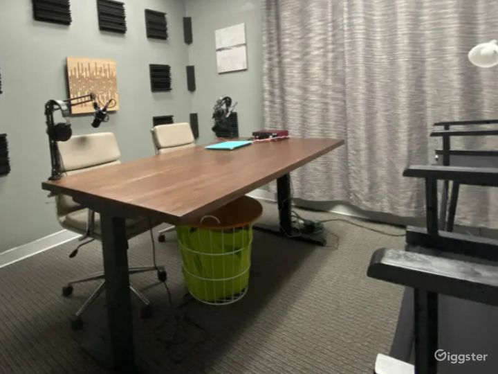 Studio Space 1 Perfect for Recording In Austin Photo 3