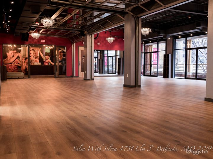 Magnificent space for events in downtown Bethesda Photo 2