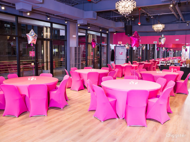 Magnificent space for events in downtown Bethesda Photo 5
