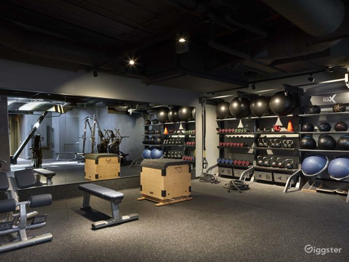 Modern Design with Luxury Finishes & Furnishings Fitness Center at Ballston, Arlington  Photo 4