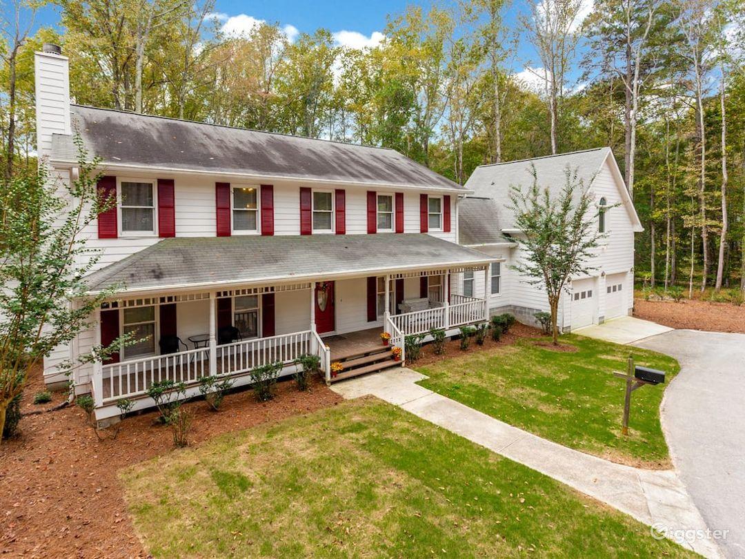 Stunning Fayetteville Estate Photo 1