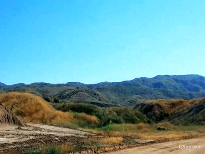 Vast Land near Los Angeles. Secluded. Low Fees Photo 2