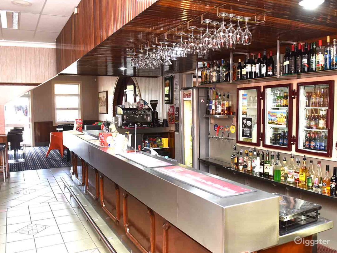Perfect Bar with different Liquors Photo 1
